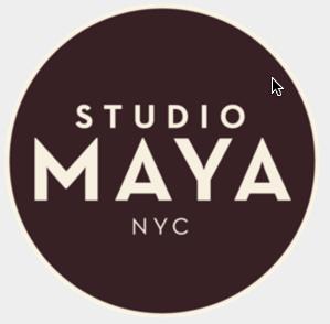 Studio Maya Inc. logo