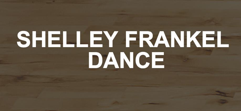 Shelley Frankel Dance logo