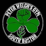 Peter Welch's Gym logo