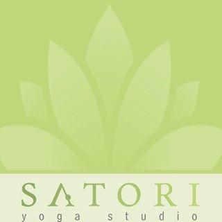 Satori Yoga Studio logo