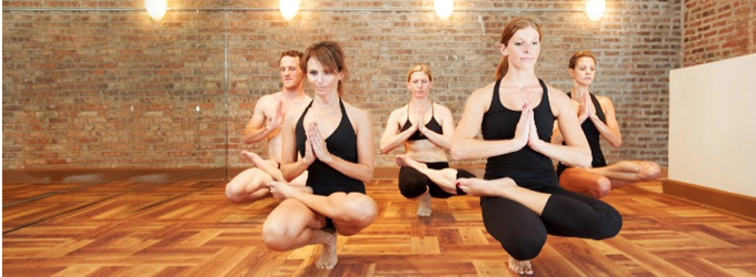 105F Chicago's Original Hot Yoga