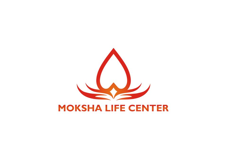 Moksha Life Center logo
