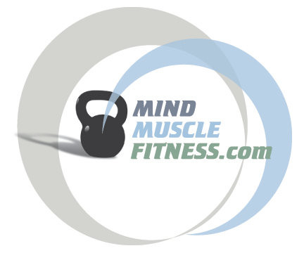 Mind Muscle Fitness logo