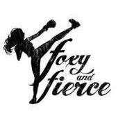 Foxy and Fierce logo