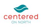 Centered on North logo