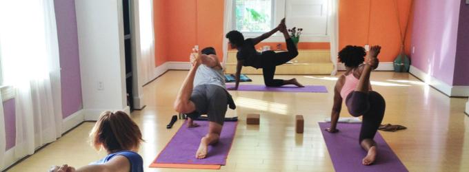 Embrace Yoga DC