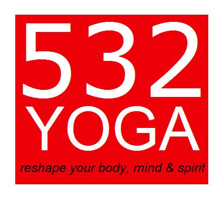532Yoga logo