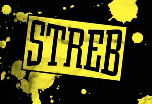 STREB @ S.L.A.M logo