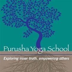 Purusha Yoga logo