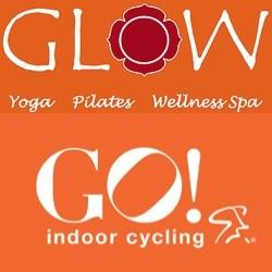 Glow Yoga & Wellness logo