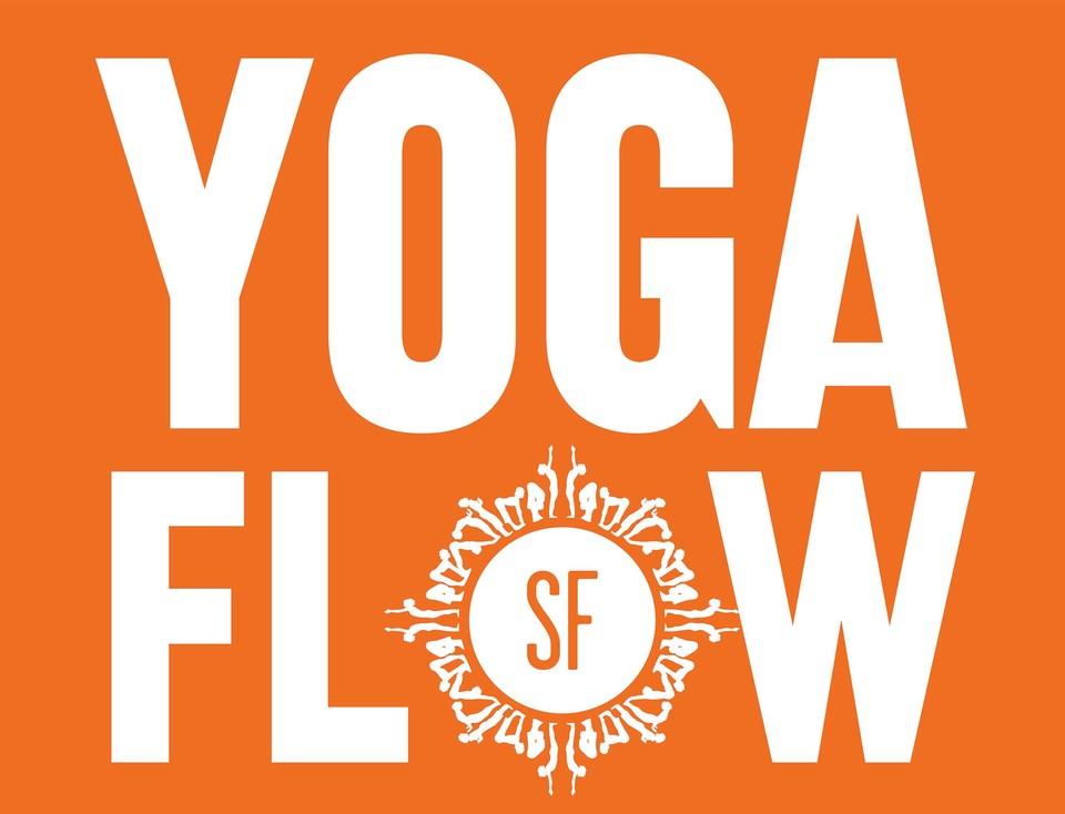 Yoga Flow SF logo