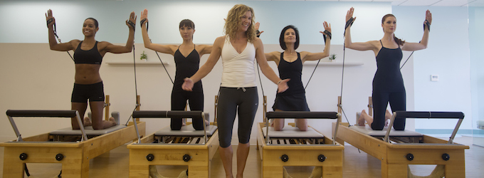 Bodyline Pilates Fitness