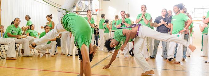 Capoeira Besouro