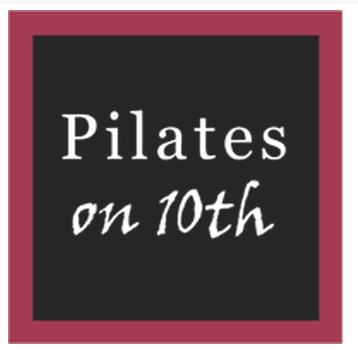 Pilates on 10th logo