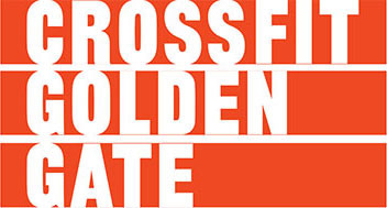 CrossFit Golden Gate logo