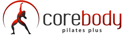 Corebody Pilates Plus logo