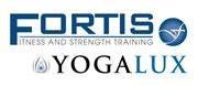 Fortis & YOGALUX logo