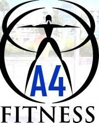 A4 Fitness logo