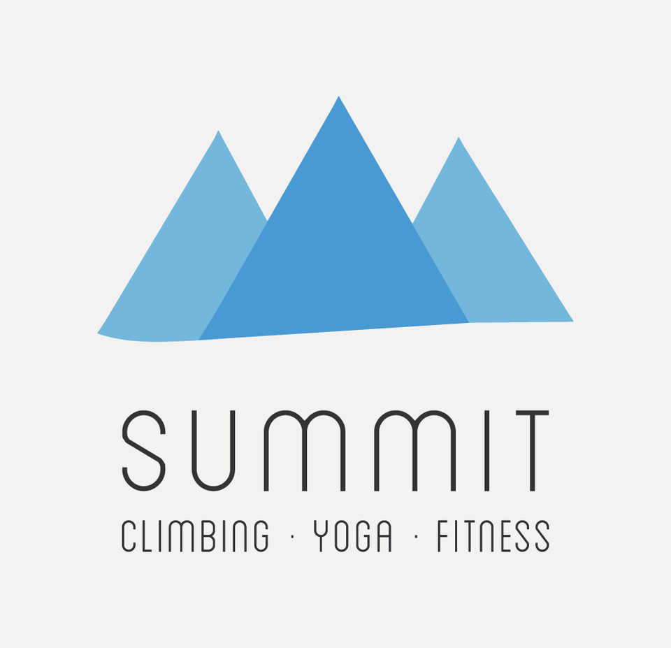 Summit Climbing Gym logo