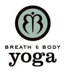 Breath and Body Yoga logo