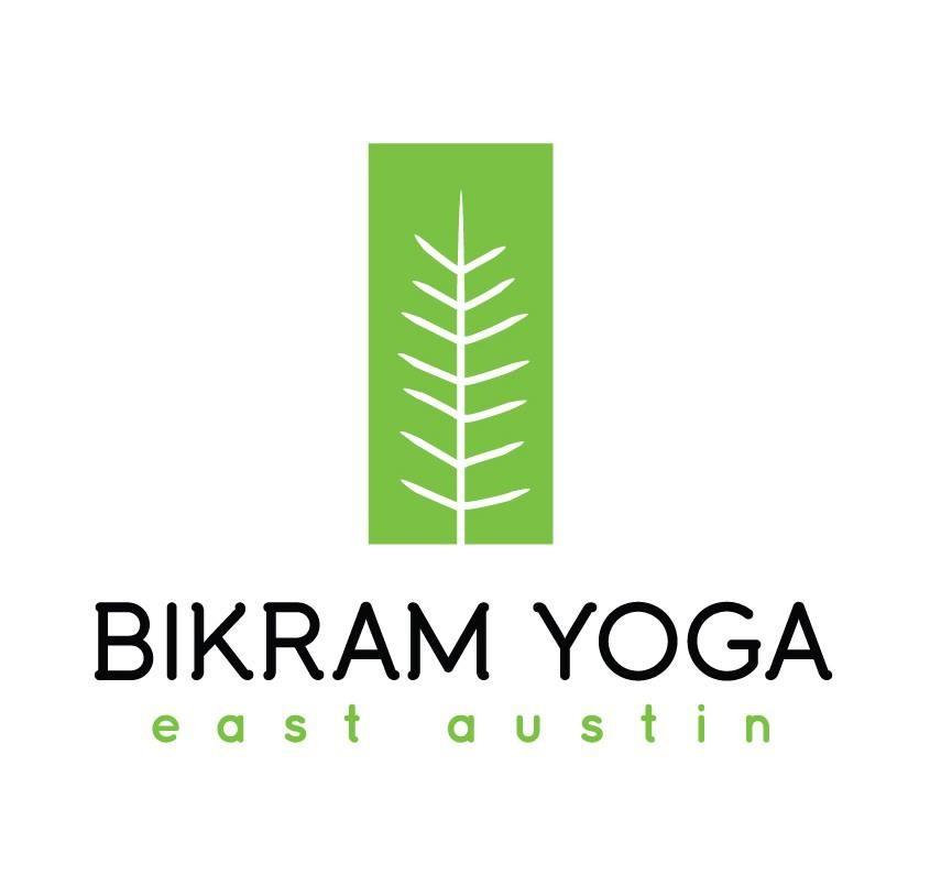 Bikram Yoga East Austin logo