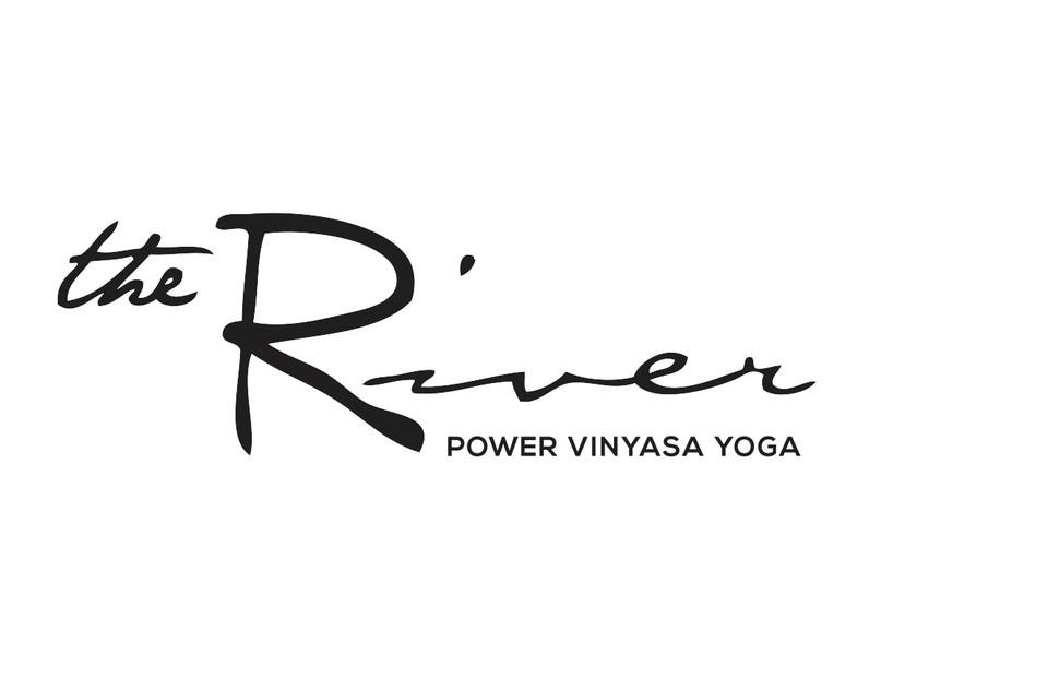 The River Yoga logo