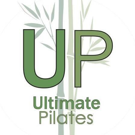 Ultimate Pilates logo