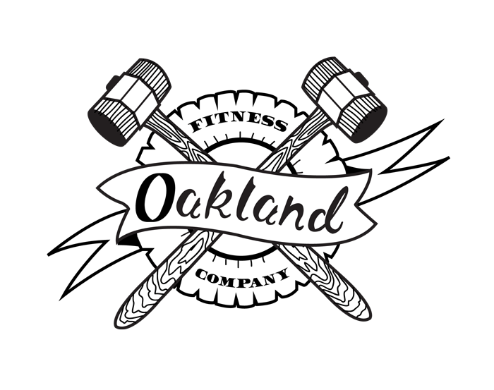 oakland fitness pany read reviews and book classes on classpass  oakland fitness pany logo