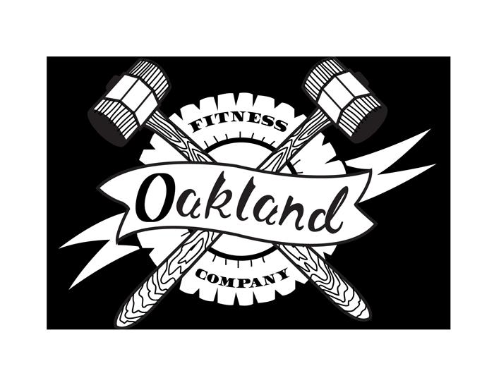 Oakland Fitness Company logo