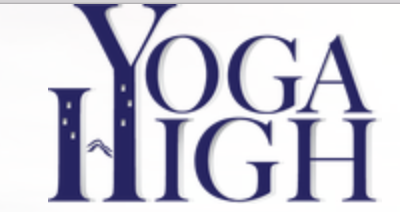 Yoga High logo