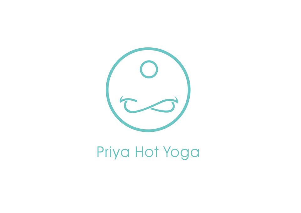 Priya Hot Yoga logo