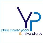 Thrive Pilates logo