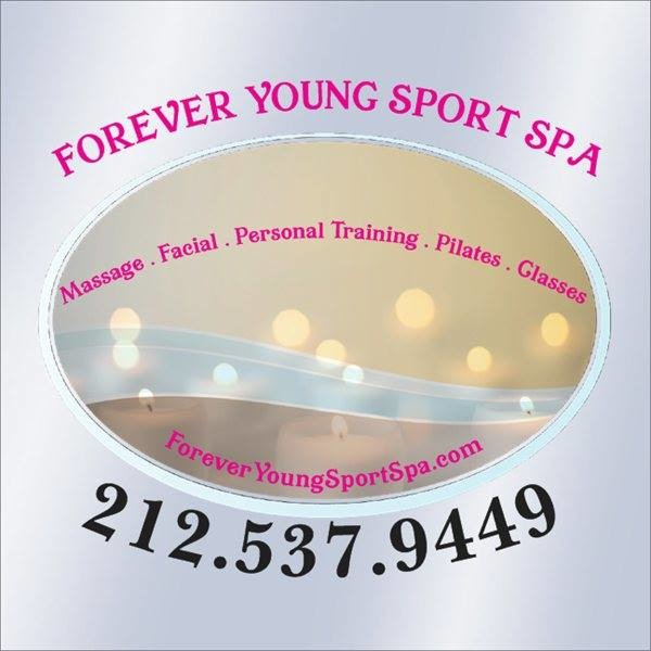 Forever Young Sport & Spa logo
