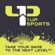 1Up Sports logo