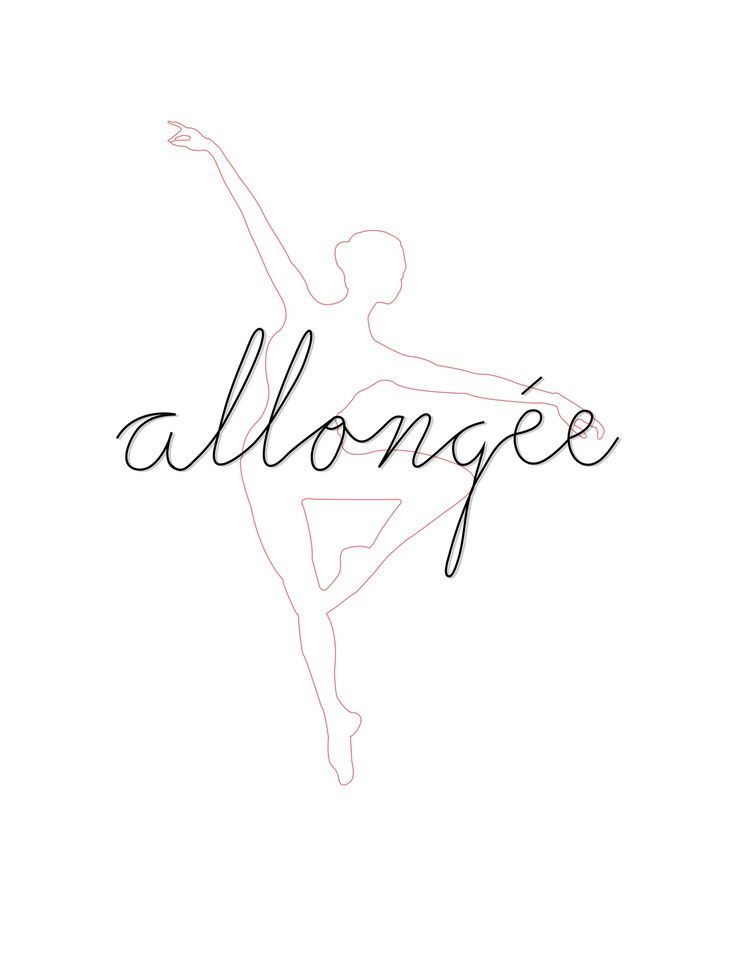 Allongée logo