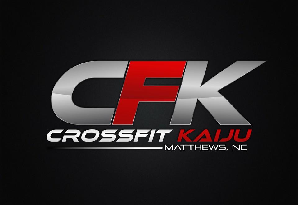 Crossfit Kaiju logo