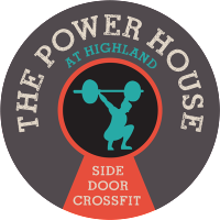 The Power House and Side Door CrossFit logo