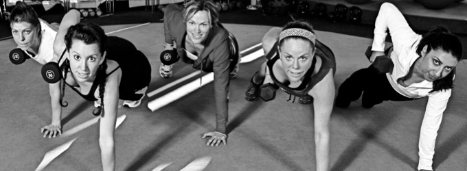Proaction Athletics: Boot Camp for Women