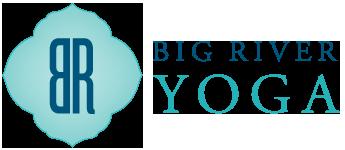 Big River Yoga logo