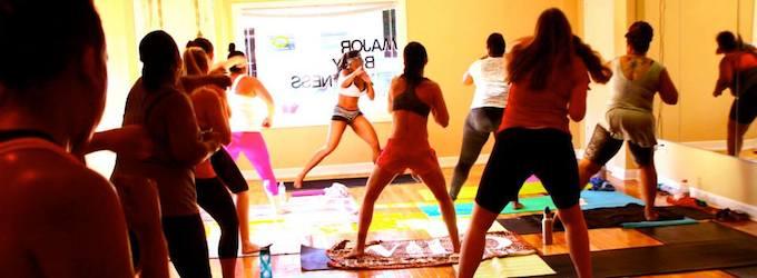 Major Body Fitness