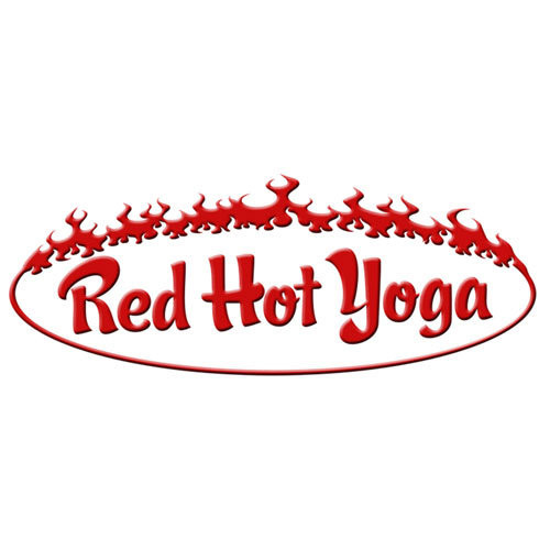 Red Hot Yoga logo