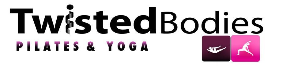 Twisted Bodies Pilates and Yoga logo