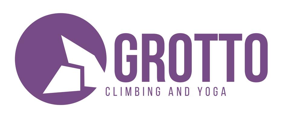 Grotto Climbing & Yoga logo