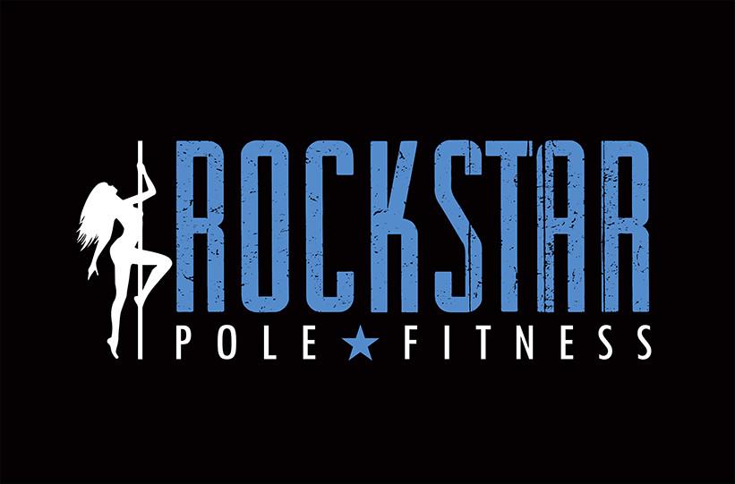Rockstar Pole Fitness logo