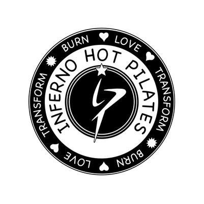 Inferno Hot Pilates logo