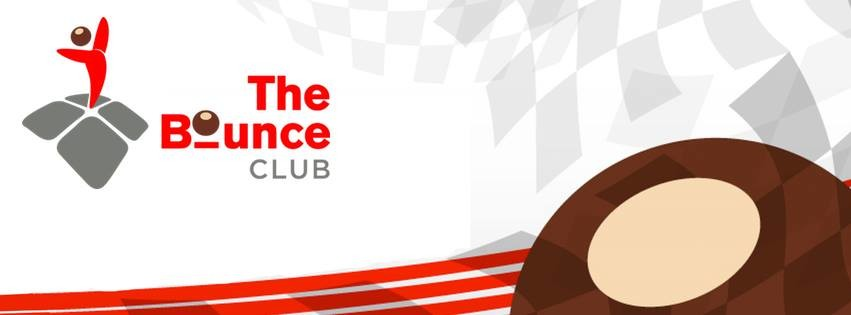 The Bounce Club logo