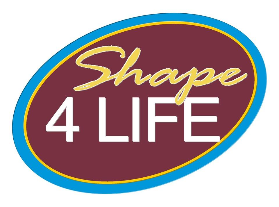 Shape 4 Life logo