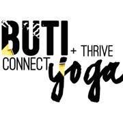 Buti Yoga with Holly logo