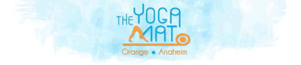 The Yoga Mat logo