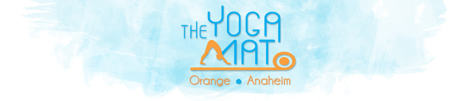 The Yoga Mat logo